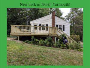 Deck & Porch Installation