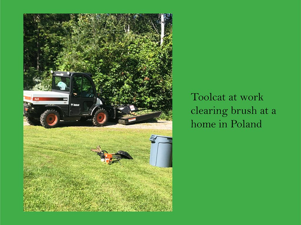 Lawn care services Poland Maine